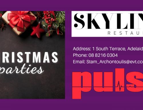 Christmas Functions in Adelaide