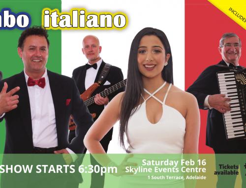 Mambo Italiano Adelaide Fringe Show