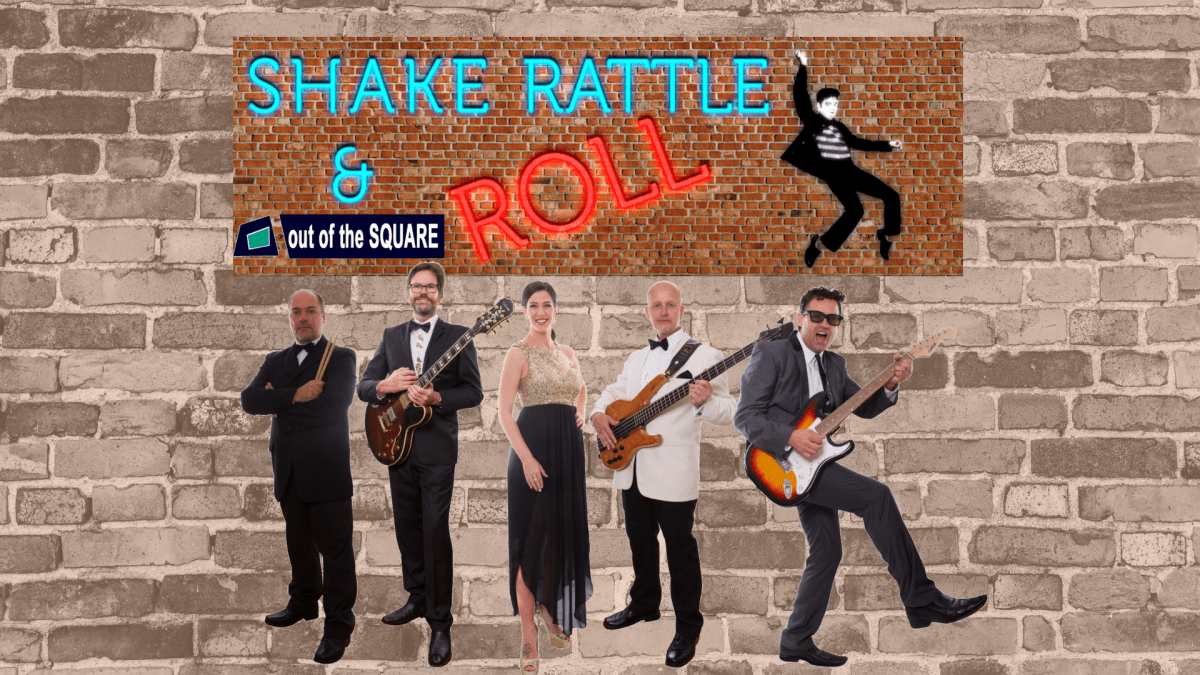 Shake Rattle Roll Show
