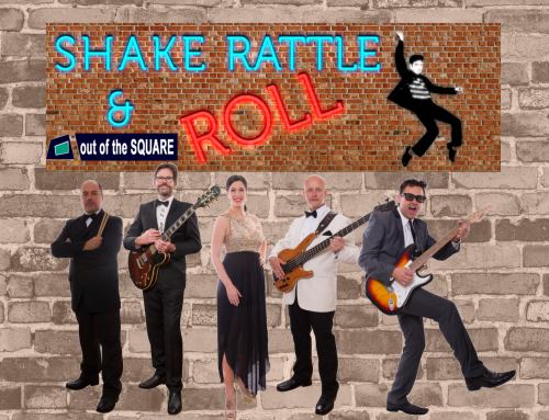 Time for the Shake Rattle and Roll Show